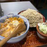 なつかしい蕎麦と親子丼 武蔵境の巴屋さん