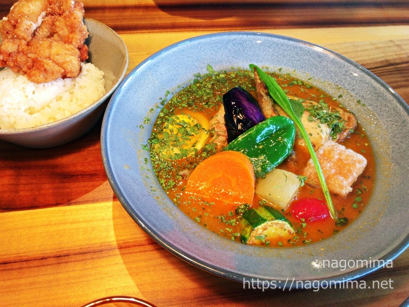 【調布】鳩時計のスープカレー