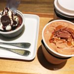 【吉祥寺】リンツショコラカフェでホットチョコレートとフォンダンショコラ