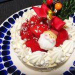 今年のクリスマスケーキはルタオの「ペールノエル」でした
